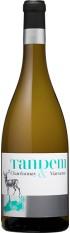 Bouteille Tandem Pays d'Oc Chardonnay-Marsanne blanc